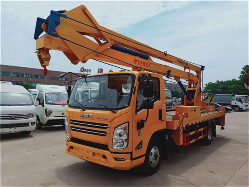 江铃19.5米高空作业车