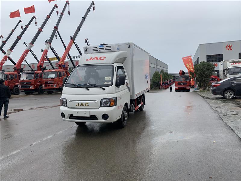 江淮康铃X5冷藏车