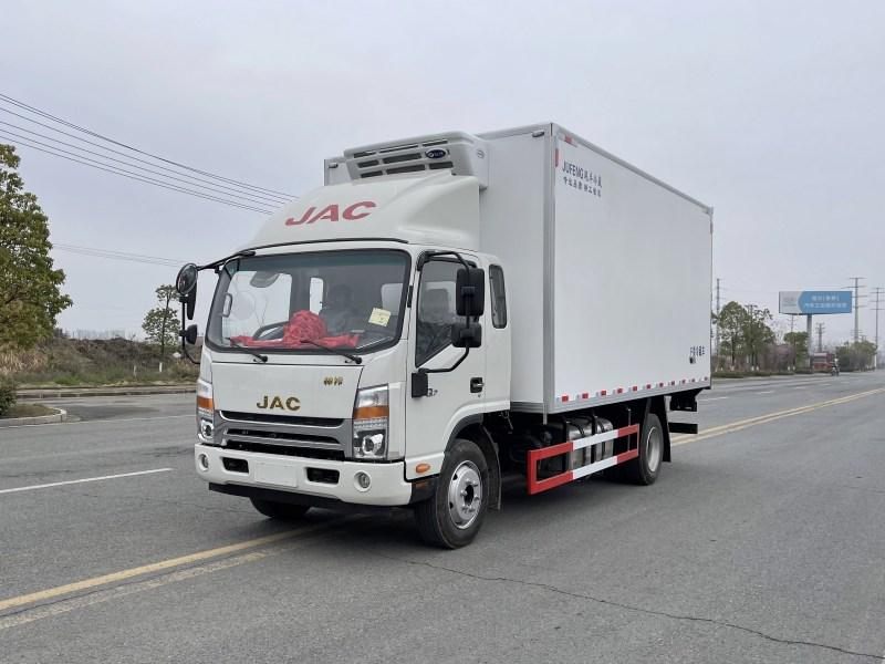 江淮5.2米冷藏车